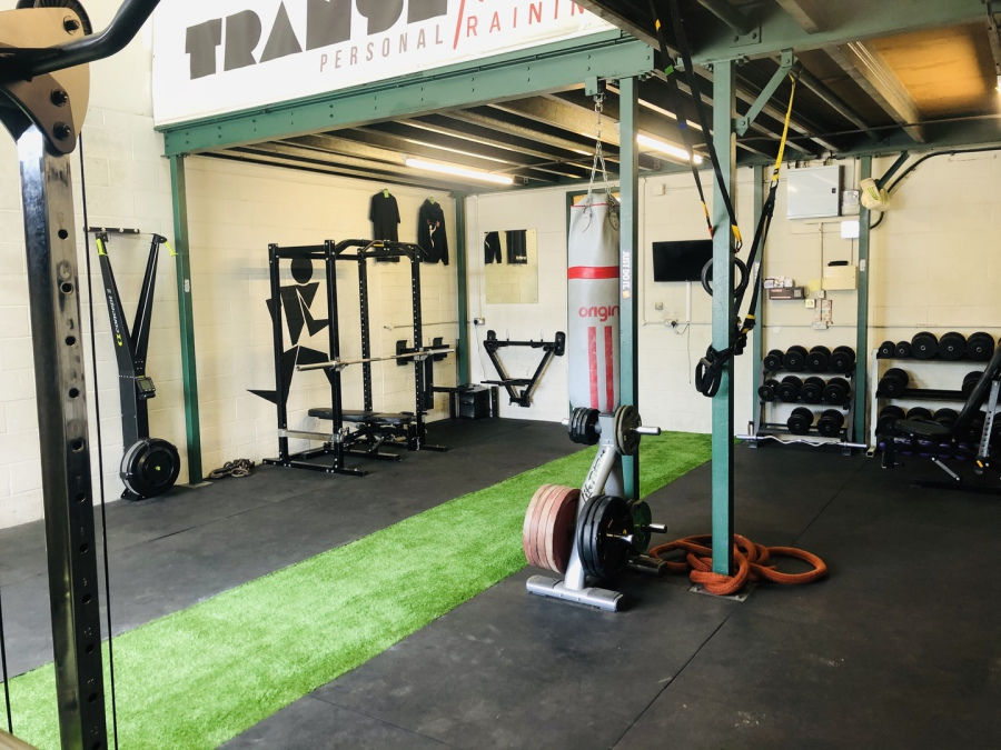 Transition personal training home
